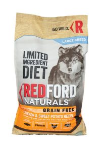 Red Ford Dog food advisor