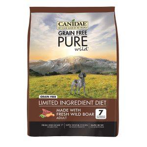 Canidae Grain Free Pure Wild Dog Dry Formula With Fresh Wild Boar