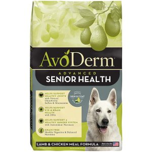 Avoderm Natural Advanced Senior Health