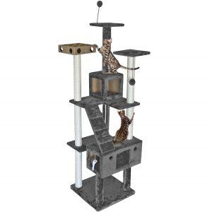 https://www.amazon.com/Furhaven-Furniture-Kittens-Double-Playground/dp/B01KIHALT4