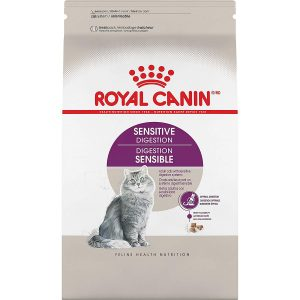 best cat food for digestion