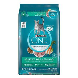 kitten food for sensitive stomach