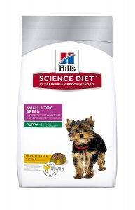 best small breed dog food