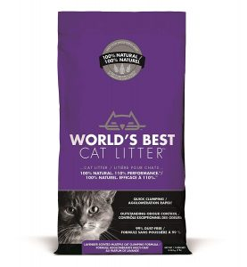 dustless cat litter