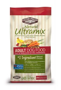 best dog food for 1 year old german shepherd