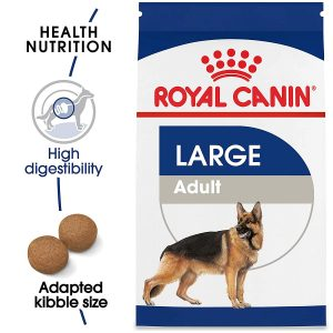 best dry food for german shepherd