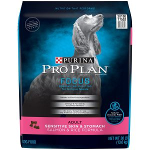 Purina Pro Plan FOCUS Sensitive Skin & Stomach Salmon